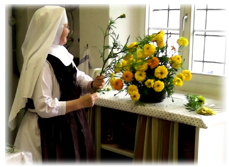 Cistercian Nuns - Our Founding Mothers in Frauenthal, Switzerland